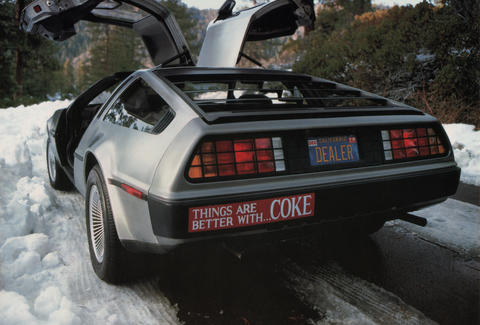 The Most Cars Of The Delorean Countach