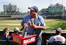Everything You've Ever Wanted to Know About Wrigley Field Beer Vendors