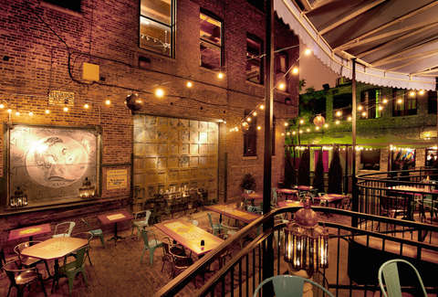 The Most Beautiful Bars In Chicago Thrillist