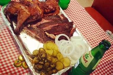 Ed's Smok-N-Q best bbq barbecue San Antonio