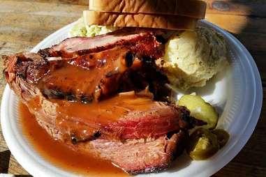 Smokin' Joe's BBQ best barbecue San Antonio