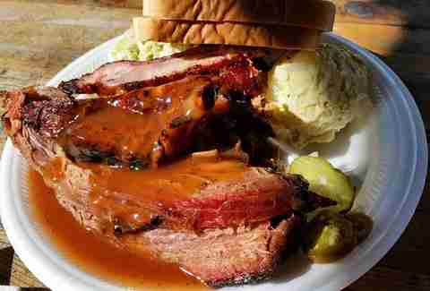 Smokin' Joe's BBQ best barbecue San Antonio
