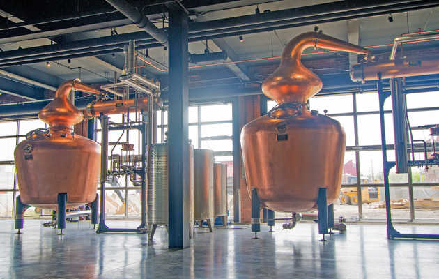 Loud Music Is the Key Ingredient in This Distiller's Brandy