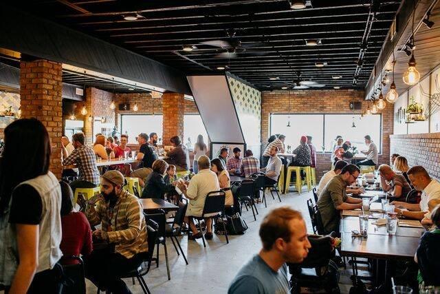 Corktown Detroit Bars And Restaurants