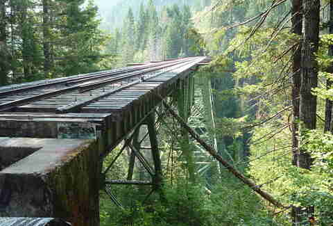 The Most Insane Abandoned Places In Washington State From