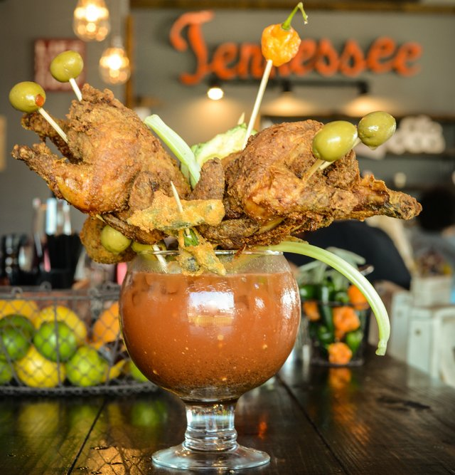 The Best Bloody Marys in Nashville