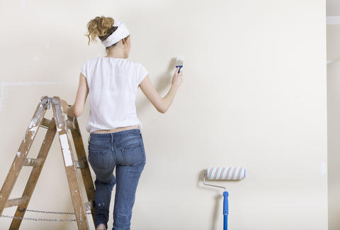 What To Do Before You Paint A Room Painting Tips How