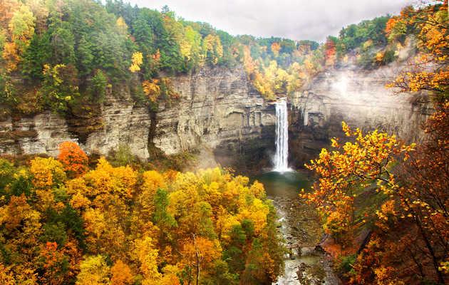 The Best Road Trips to Take From Cleveland This Fall