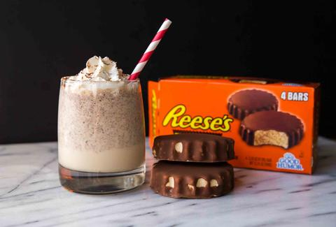 Reese's Milkshake -- Thrillist Recipes