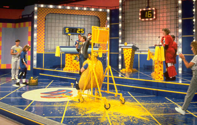 An Oral History of Nickelodeon's 'Double Dare'