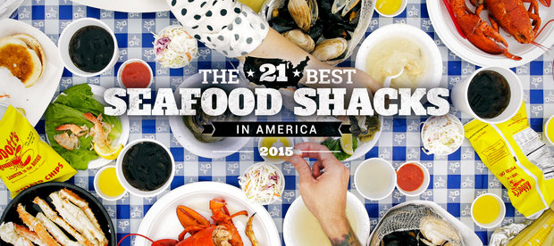The 21 Best Seafood Shacks in America