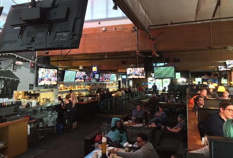 Portland Singles Bars