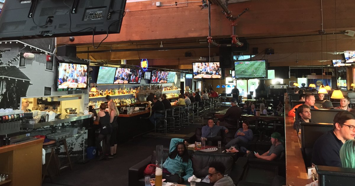 Best Sports Bars In Portland Thrillist