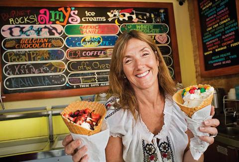 Amy's Ice Cream: A Houston, TX Restaurant.