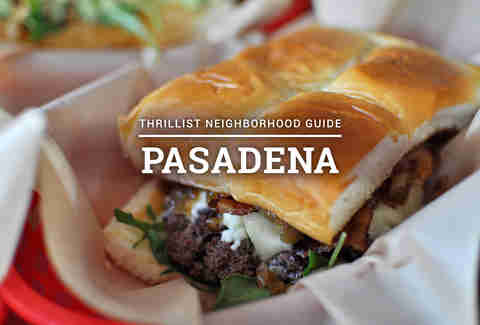 The Pasadena Restaurants & Bars That Are Worth the Drive on the 110N