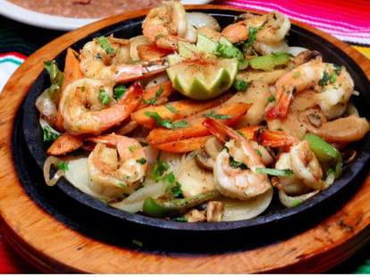 shrimp pepe's and mito's dallas