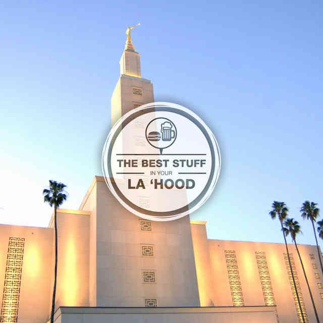 The Best Stuff in Your \'Hood