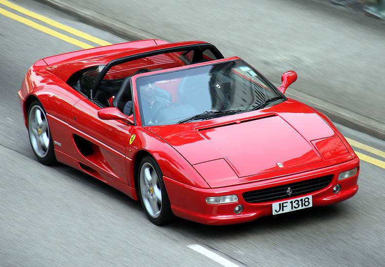 10 Supercars You Can Buy For Under 50k Ferrari Lotus Pantera Thrillist