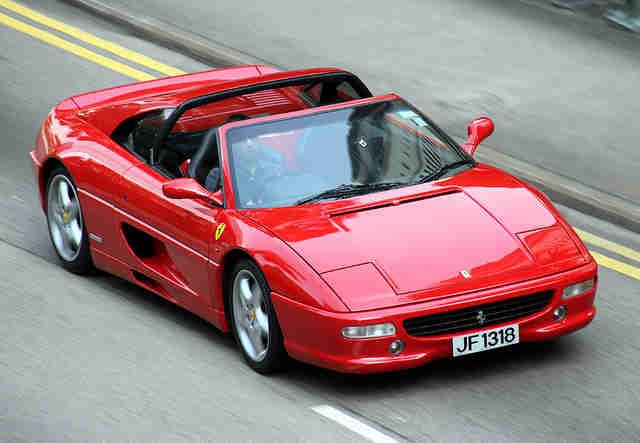 Supercars You Can Buy For Under Ferrari Lotus Pantera