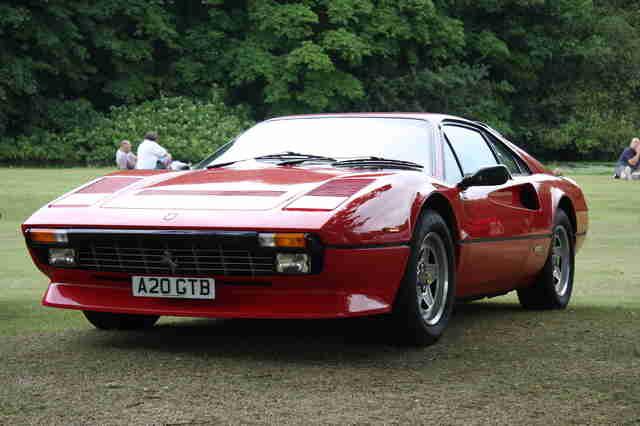 Ferrari under 50k