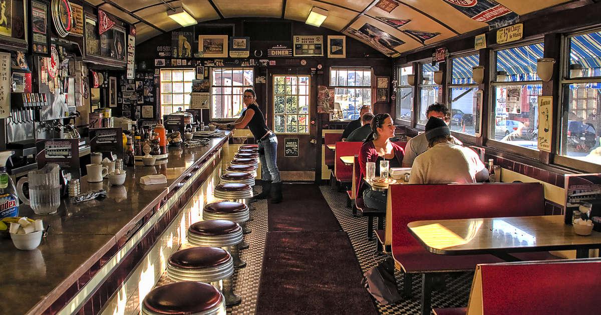 the 14 best diners in massachusetts thrillist