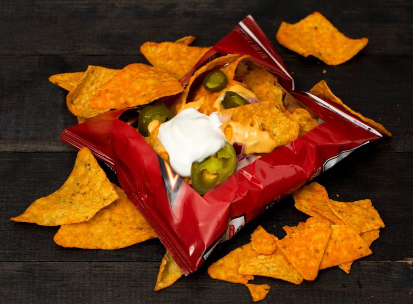Now You Can Eat Doritos Nachos Wherever You Go Thrillist