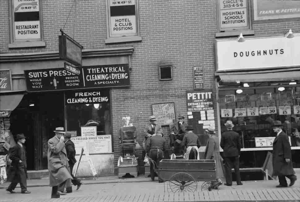 the story of the street vendors of sixth ave Learn the origins of nyc street names the stories behind nyc street names wall avenue of the americas has been the official name of sixth avenue since.