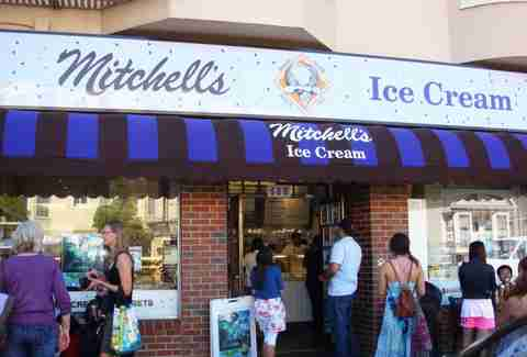 Mitchell's Ice Cream