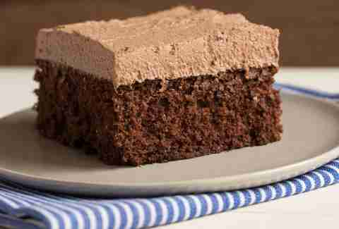 Chocolate Quinoa Cake -- Thrillist Recipes