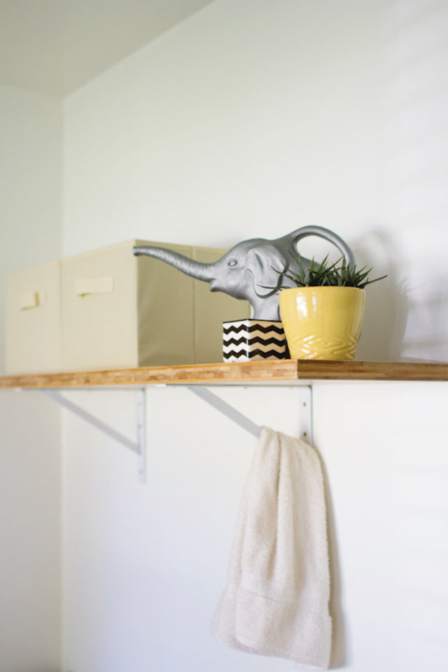 10 Easy Shelves You Can Install in 30 Minutes - Easy Wood