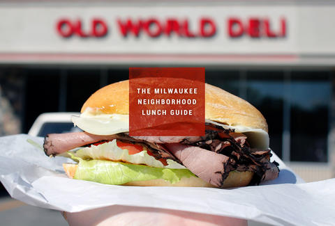 The Best Lunch Spots In Milwaukee By Neighborhood Thrillist
