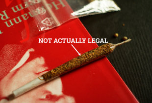 Amsterdam: Exactly What Is and Isn't Legal