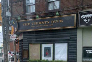 The Thirsty Duck