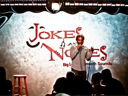 jokes and notes comedy club chicago