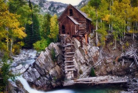 Bear Lake Rocky Mountain National Park Colorado Usa