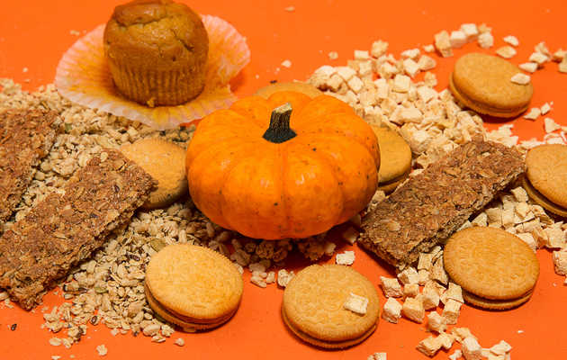 I Just Spent Two Weeks Eating Nothing but Pumpkin-Flavored Food
