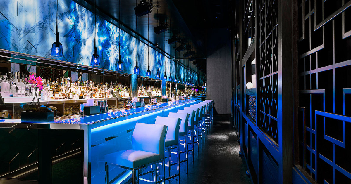 Hakkasan restaurant a las vegas nv restaurant for Grand bar cuisine