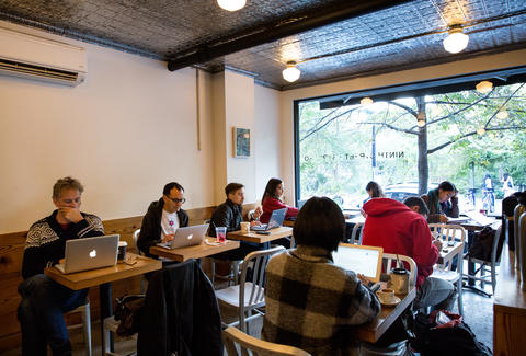 Best Nyc Coffee Shops To Work Remotely Out Of Free Wifi