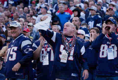 05540faacb436 Worst Fans in the NFL  Most Obnoxious Football Fanbases