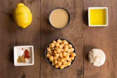 How to Make Hummus -- Thrillist Recipes