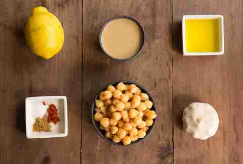 How to Make Hummus -- Thrillist Recipes