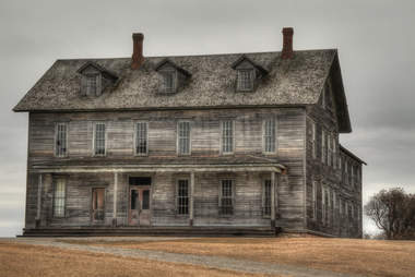 Fayette Ghost Town