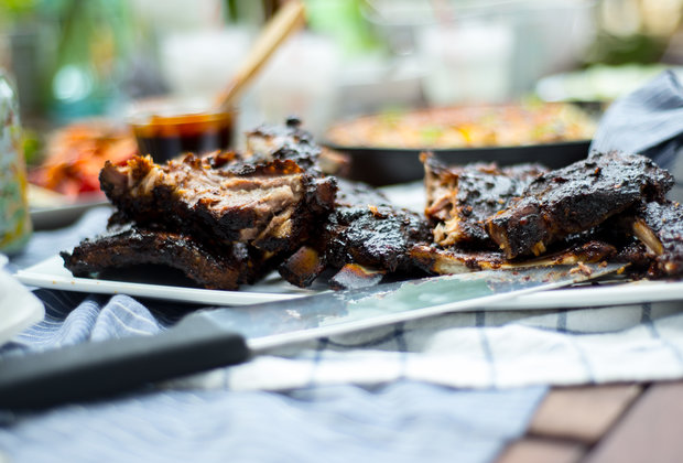 How to Make the Ultimate Grilled Ribs for Tailgating in DC