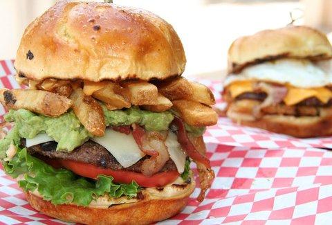 Island Burger At Jungle Island A Miami Fl Restaurant