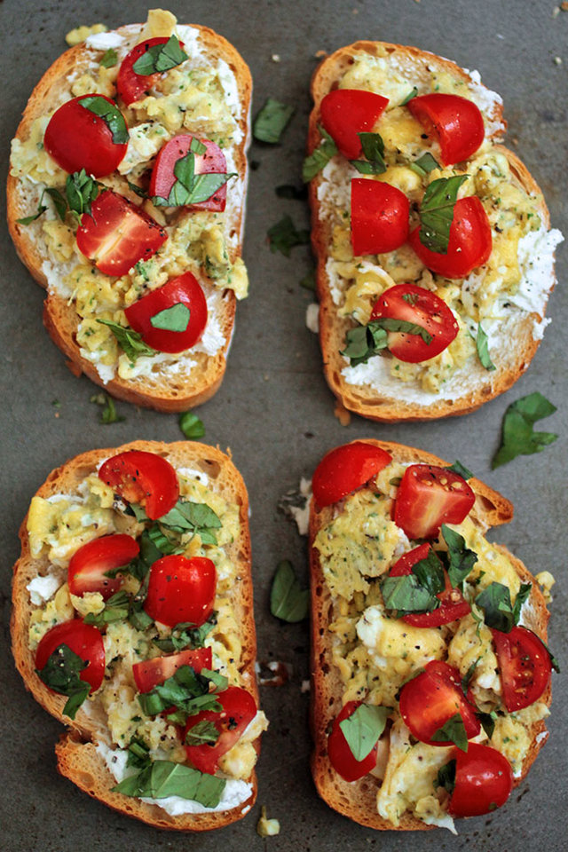 12 Breakfasts to Make for Someone the Morning