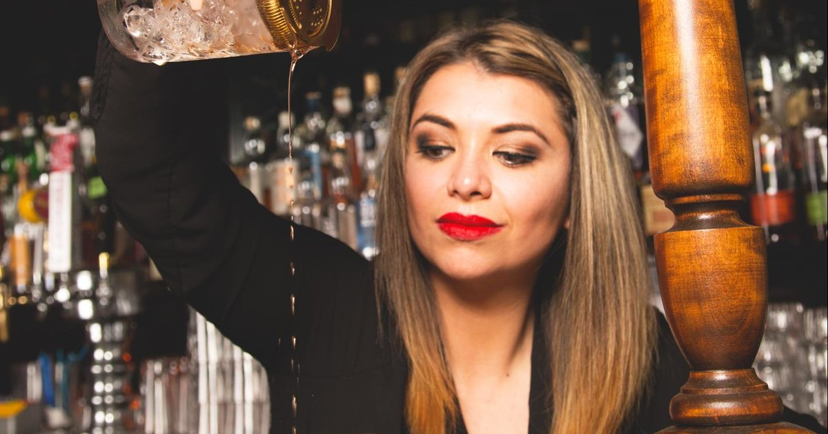 The Female Bartenders You Need To Know About Thrillist