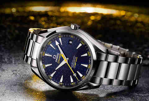 Omega Seamaster Limited Edition Aquaterra