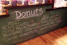 Monuts Donuts
