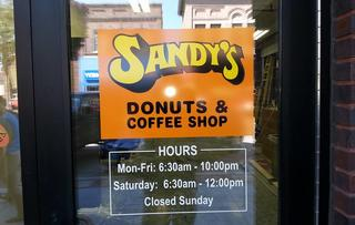 Sandy's Donuts