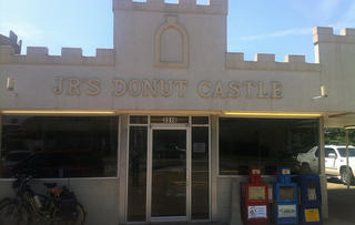 JR's Donut Castle